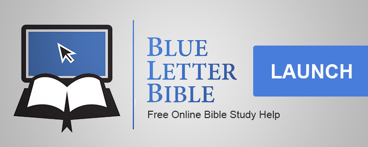 Blue Letter Bible Study